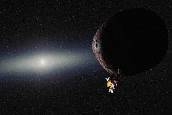 NASA сегодня попытается сделать фото тени карликовой планеты 2014 MU69