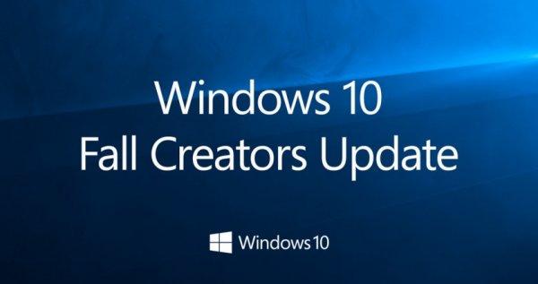 Microsoft рассказала об обновлениях Fall Creators Update для Windows 10