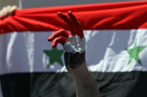 В результате минометного обстрела в Сирии погиб российский военный советник