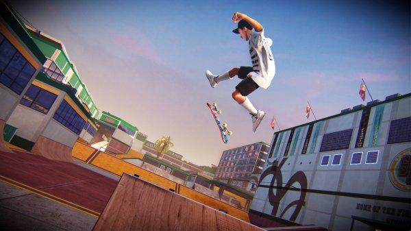 Steam убирает из своего магазина Tony Hawk's Pro Skater HD