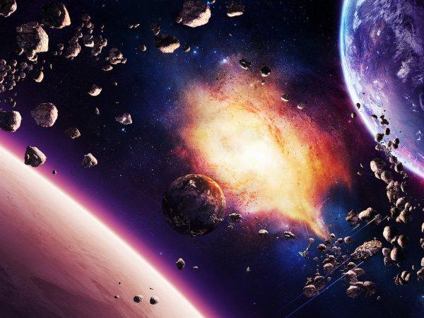 Ученые: В 2017 году Земле угрожают 887 астероидов