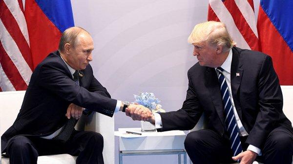 Песков не считает, что Трамп был жестким во время общения с Путиным
