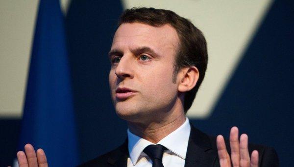 Макрон: Уход Асада с поста больше не является обязательным для Франции