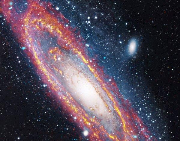 Британский ученый выяснил, из скольких частиц состоит Вселенная
