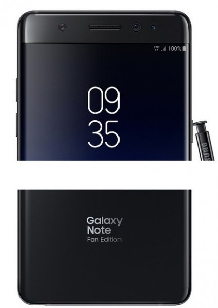 Эксперты iFixit оценили смартфон Galaxy Note Fan Edition