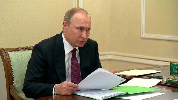 Путин пока не принял  решения о высылке американских дипломатов