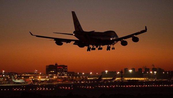 Экстренно севший в Уфе пассажирский самолет Як-42 вылетел в Москву