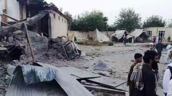 В Афганистане разбомбили школу, возможны жертвы