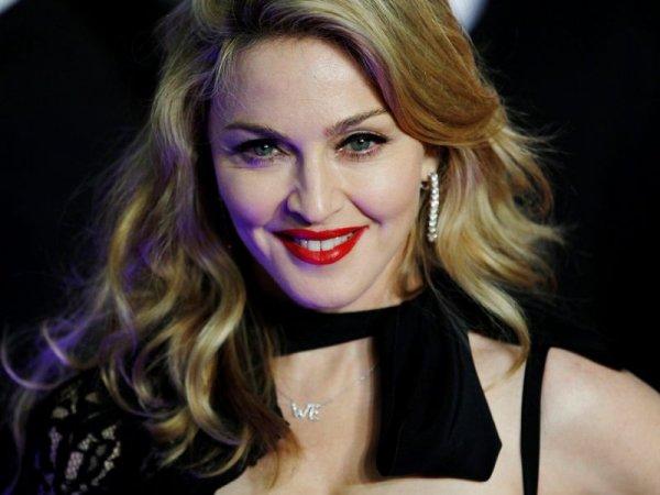 Мадонна нелестно отозвалась о Шерон Стоун и Уитни Хьюстон