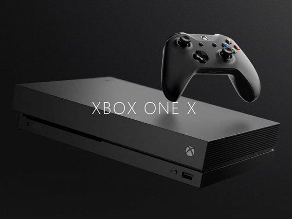 Microsoft разрешит сыграть на Xbox One X