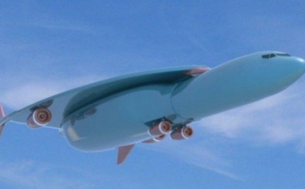 В России создают модель сверхзвукового авиалайнера