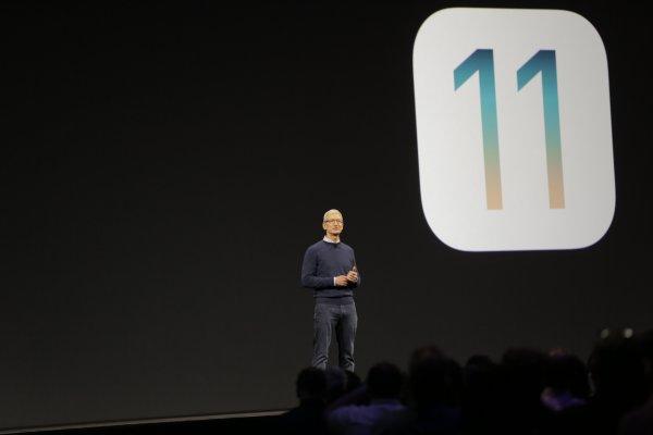 Эксперты нашли серьезную ошибку во всех версиях iOS 11