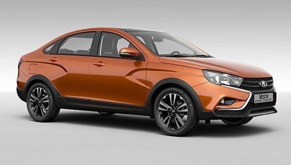 Президент «АвтоВАЗа» сообщил о выходе нового Lada Vesta SW и Cross