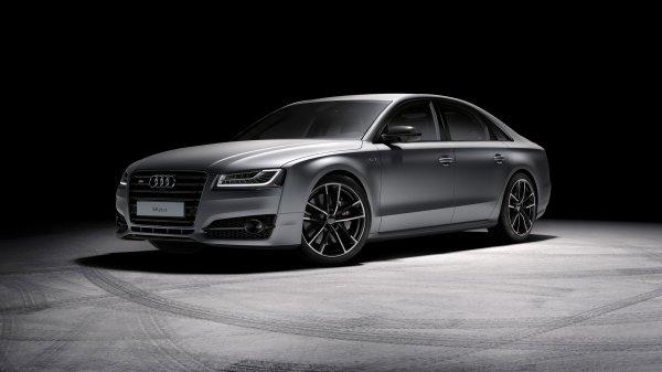 Рассекречены особенности новых Audi S8 и Audi S8 Plus