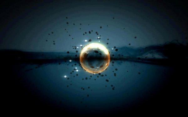 Ученые доказали, что планеты могут формироваться из темной материи