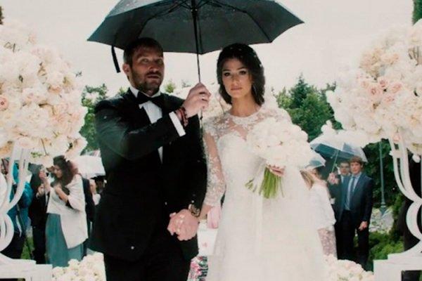 Анастасия Шубская показала, как проходила подготовка к свадьбе с Овечкиным