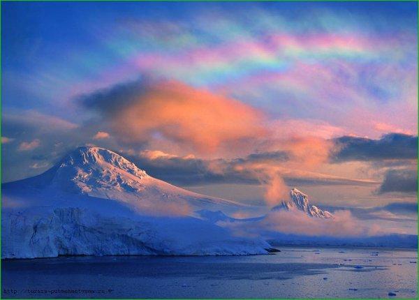 Учёные составят прогнозы смены климата в России на основе анализов залежей Арктики и Байкала