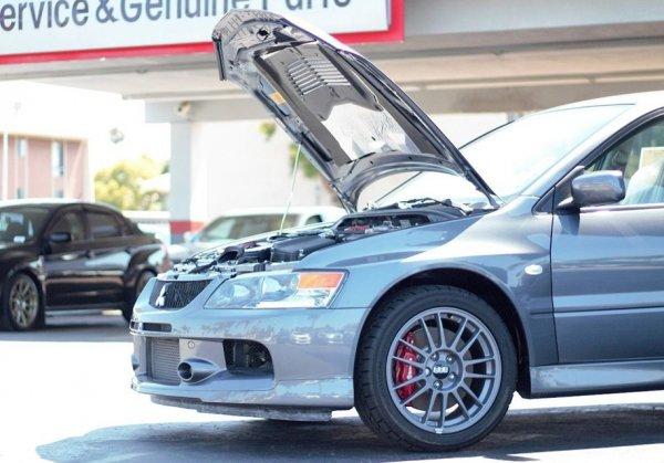 Цена 11-летнего Mitsubishi Lancer Evo без составит более 100 000 долларов