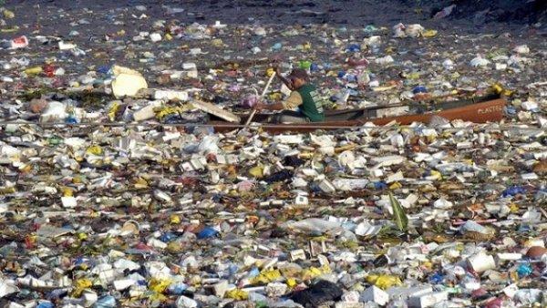 Ученые выяснили, сколько пластиковых отходов создано людьми