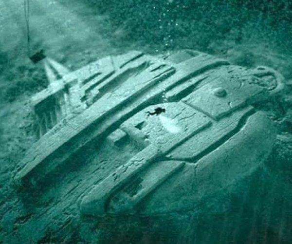 Учёные: Обнаружены новые факты о Балтийской аномалии