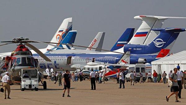 В субботу авиасалон МАКС-2017 посетили более 173 тысяч человек