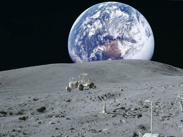 Назревает международный конфликт за право добычи минералов на Луне