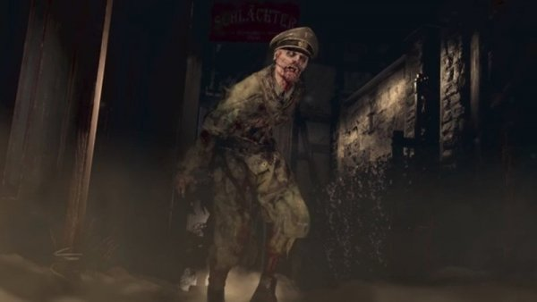 Разработчики добавили в Call of Duty: WWII зомби-режим