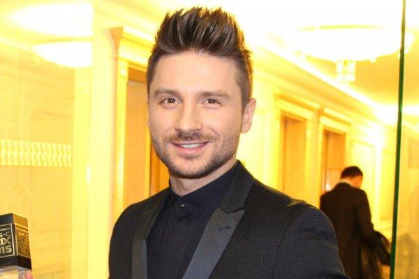 Сергей Лазарев рассказал о выходе нового альбома