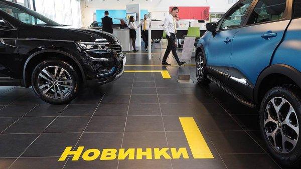 Продажи автомобильных холдингов в Санкт-Петербурге выросли на 12,5%