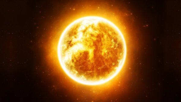 Ученые рассказали, что будет с Солнцем, если на него вылить ведро воды