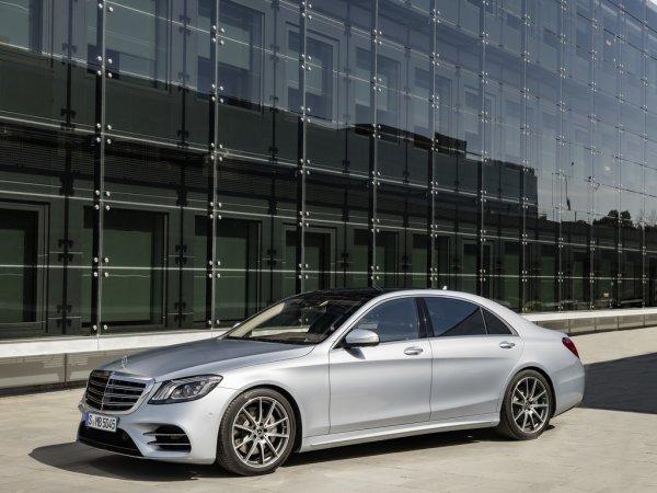 Mercedes-Benz объявил цены на «заряженные» автомобили серии S-Class