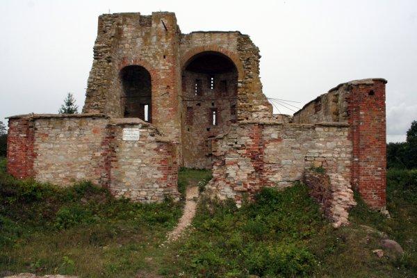 На стенах древнего новгородского храма обнаружили старославянские граффити