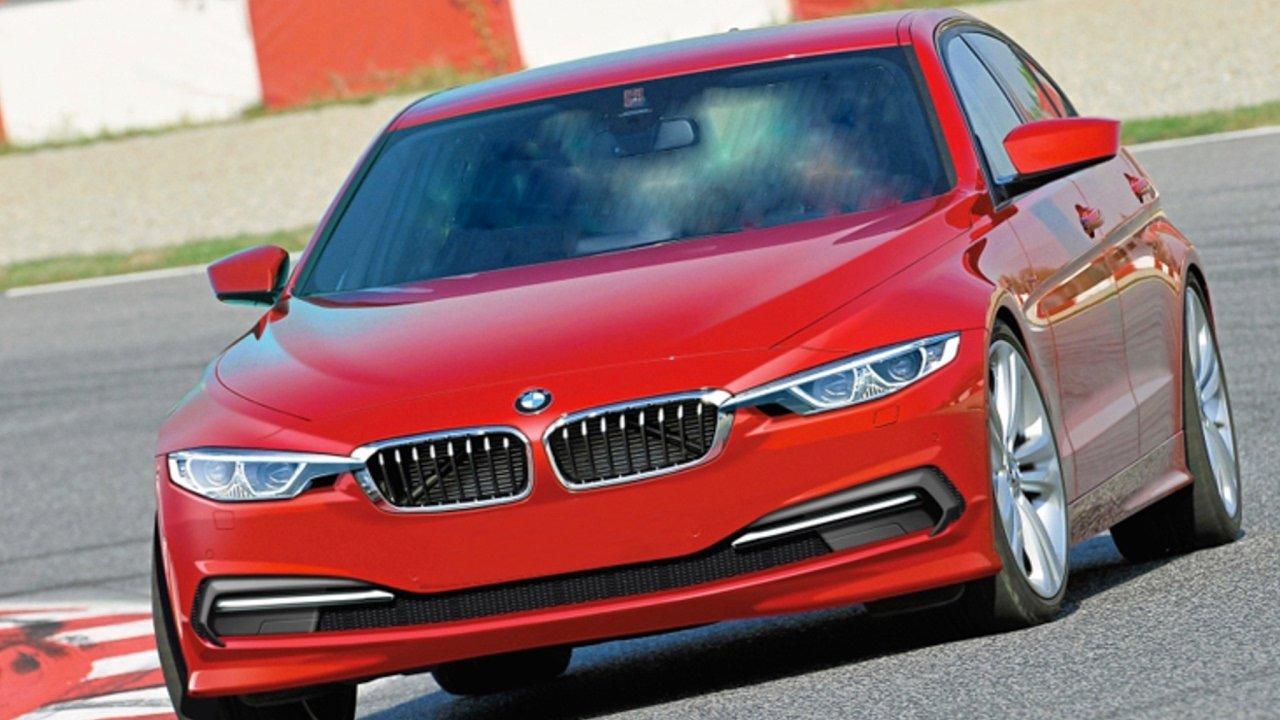 BMW 3 серии 2018 года