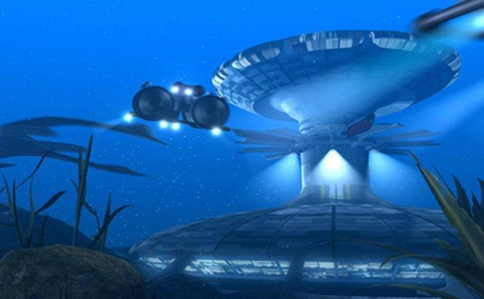 Уфолог отметил внебе над Антарктидой загадочный трапециевидный НЛО
