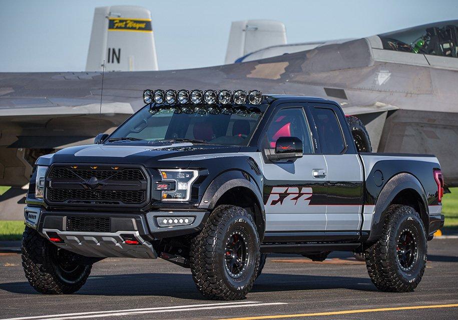 «Авиационный» пикап Форд продали за 300 000 долларов