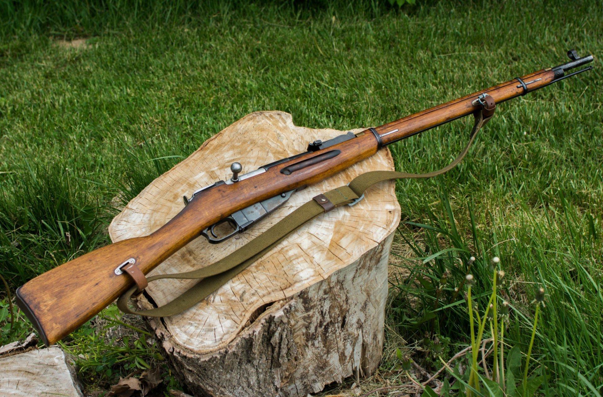 ИзМосквы-реки выловили винтовку спатронами