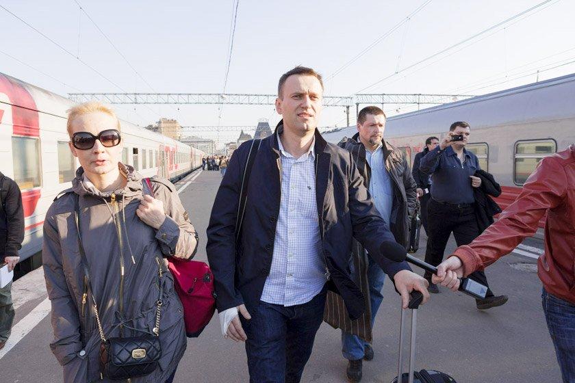 Навальному, Волкову иЛяскину угрожает арест