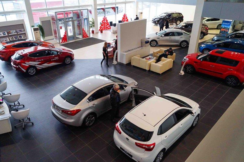 Во 2-ой половине июля цены наавтомобили изменили 16 марок