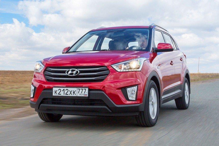 Стали известны изменения Hyundai Creta 2018 модельного года