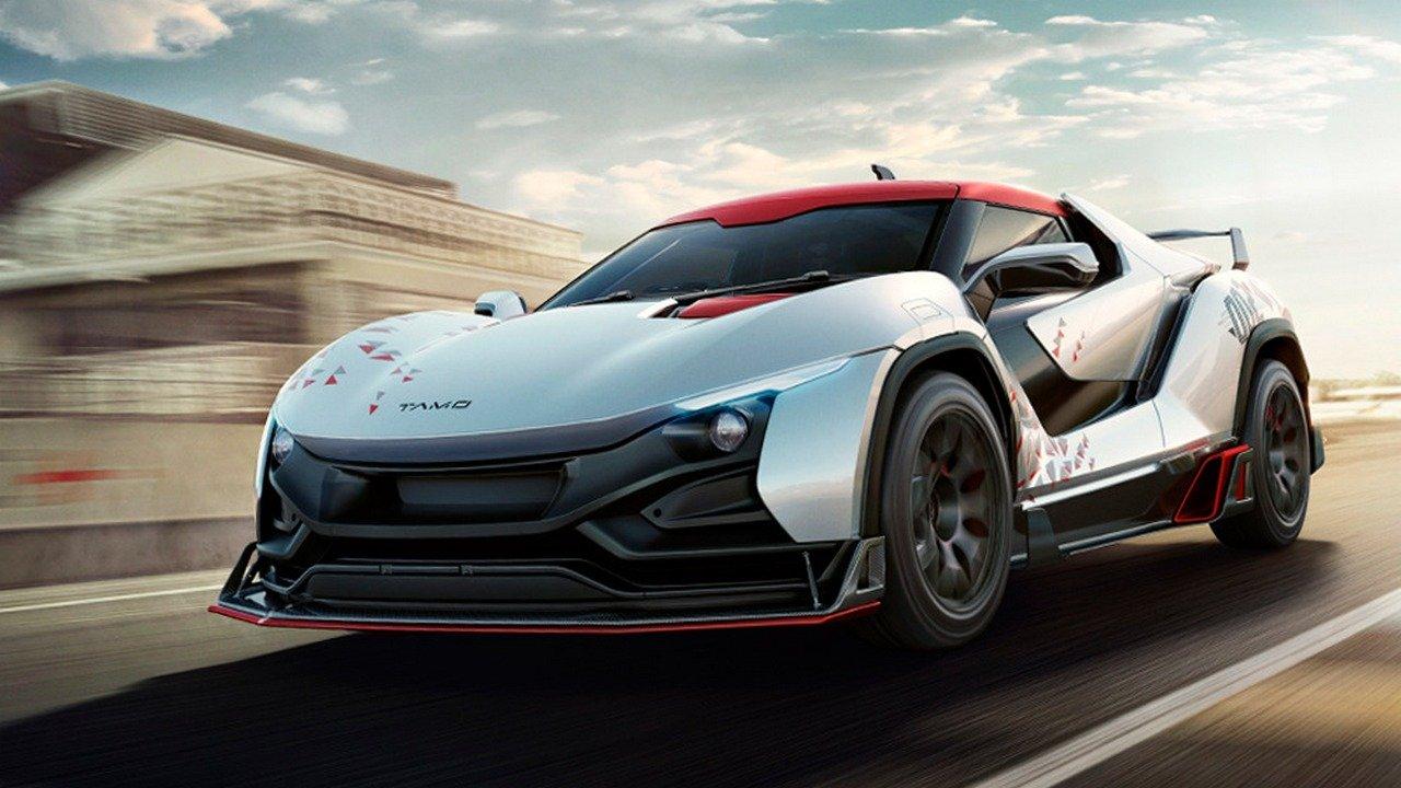 Tata отказалась отпроизводства серийного спорткара TAMO Racemo