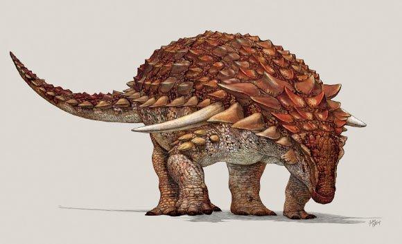 Ученые откопали «Мону Лизу» среди динозавров