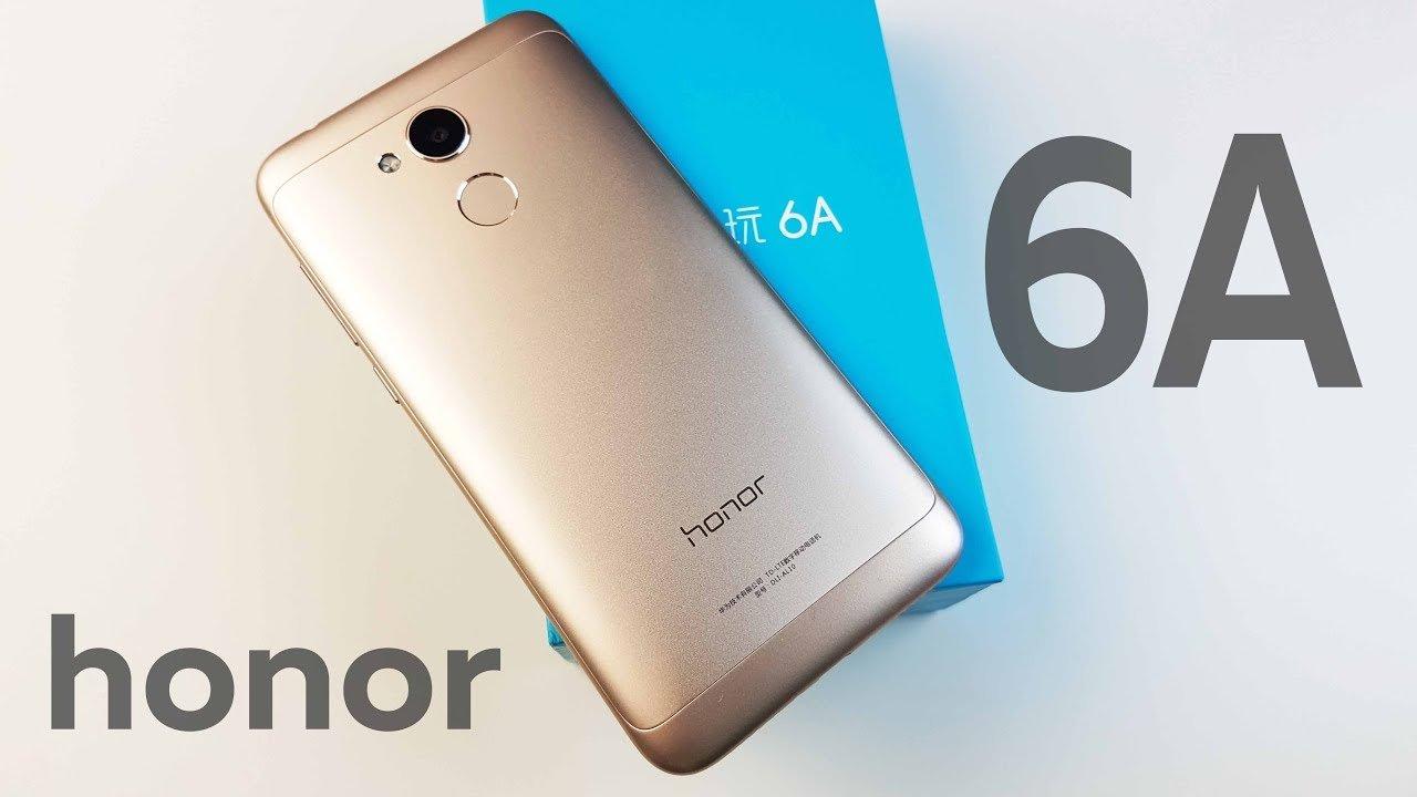 Смартфон Honor 6A поступил в реализацию в Российской Федерации