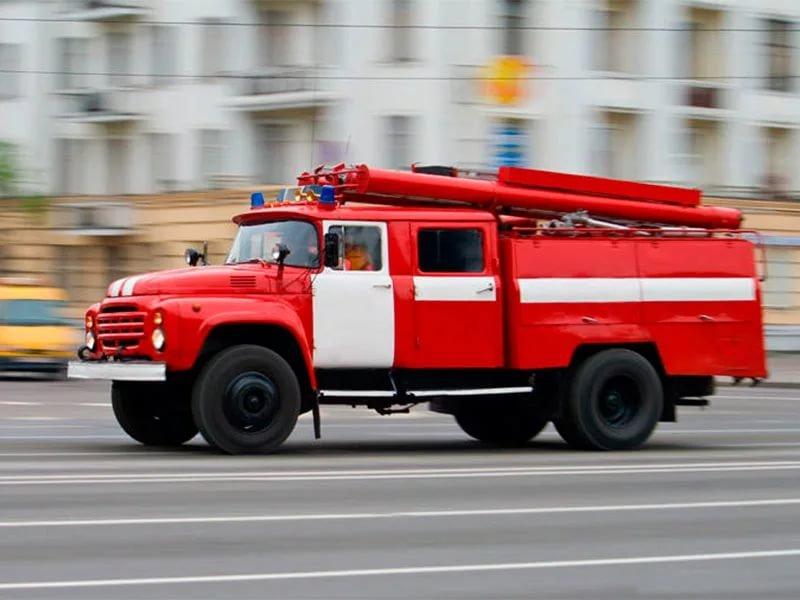 ВТЦ, что вАстрахани, произошел пожар