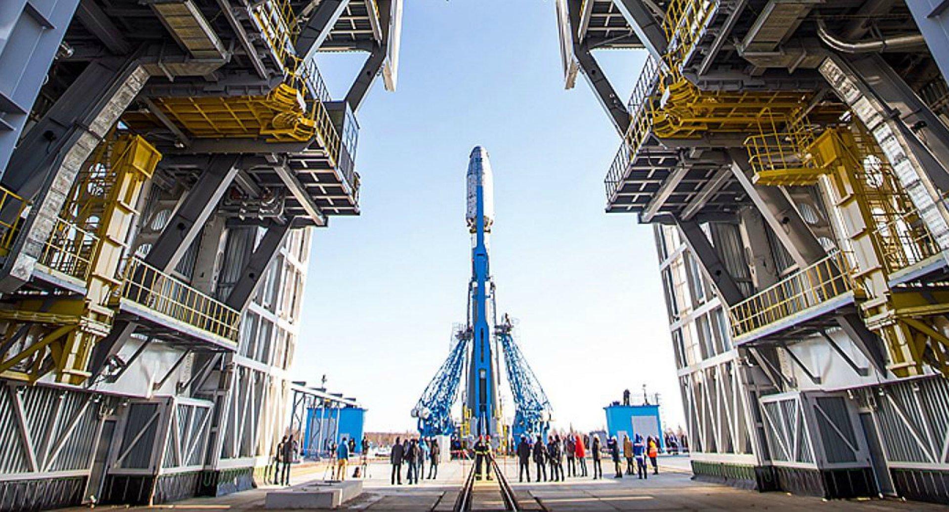 Космодром «Восточный» подготовили кдвум новым пускам в этом году