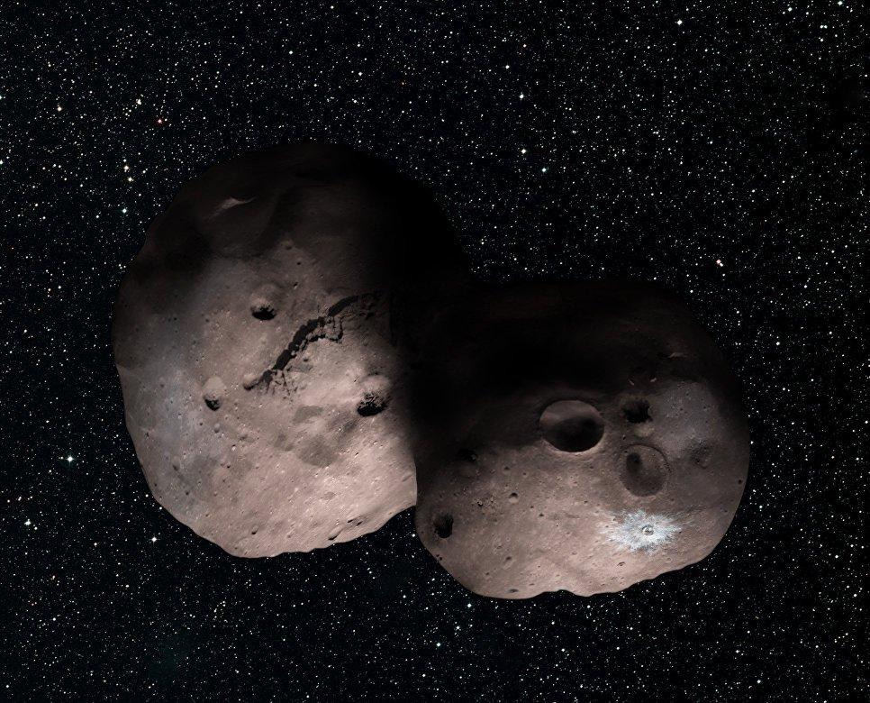 Зонд New Horizons может отправиться кдвойной планете