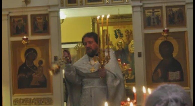 ВВитебске схвачен русский священник поподозрению вработорговле