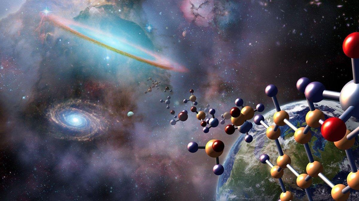 Жизнь напланету принёс «космический смог»— Учёные Стэнфордского университета
