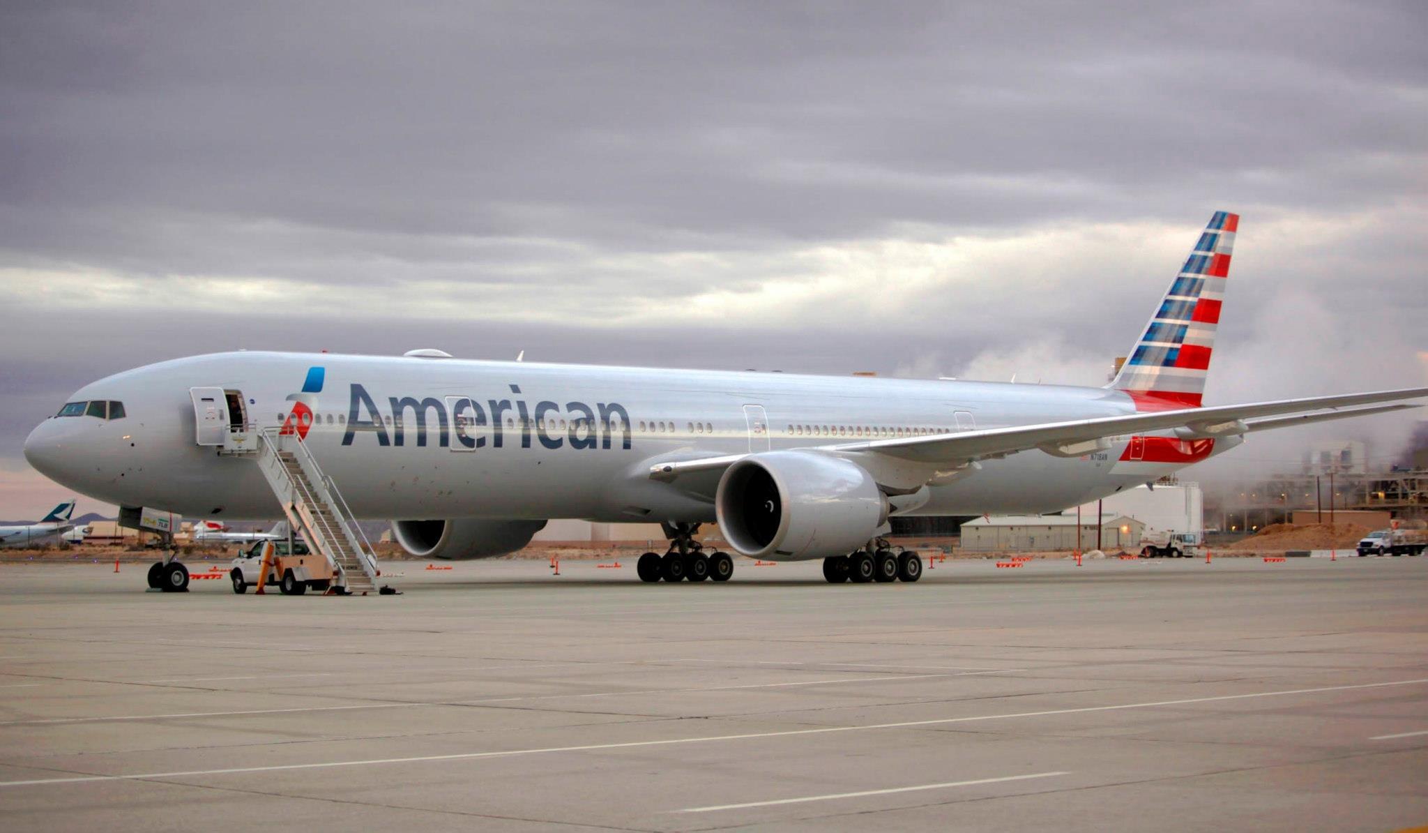 ВСША 10 человек пострадали из-за попадания самолета взону сильной турбулентности