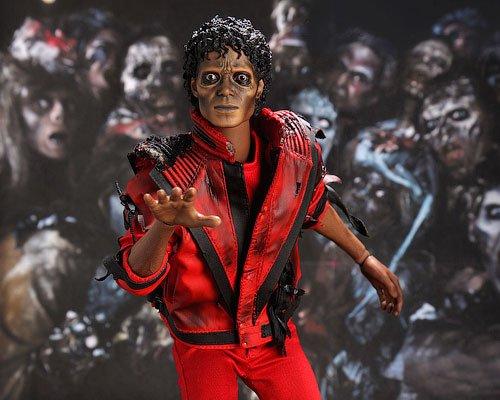 Клип Майкла Джексона Thriller перевели вформат 3D