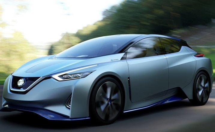 Nissan Leaf может приехать на российский рынок class=